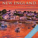 New England 2022 Wall Calendar
