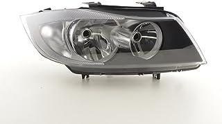 LH /& RH Paraurti Lavafari Ugello Copri fari per Auto Caps per BMW E90 E91 323i 328i 335i M3
