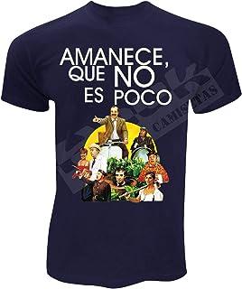 Camiseta 'Amanece Que no es Poco'