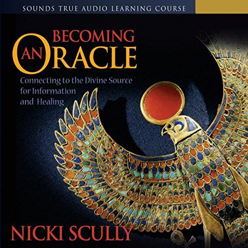 Becoming An Oracle audiobook cover art