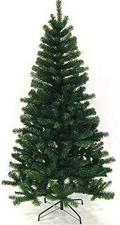 comprar comparacion Hengda Artificial Árbol de Navidad, Natural Verde, Material PVC, Incluye Soporte de Base, Soporte en Metal, 150cm 350 Ramas
