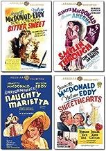 Jeanette MacDonald Collection - Smilin' Through (1941), Bitter Sweet (1940), Naughty Marietta (1935), Sweethearts (1938)