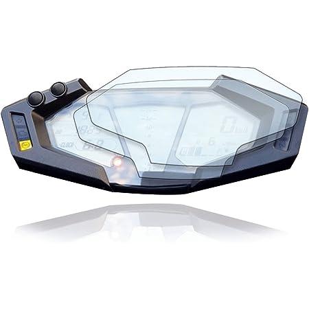 2 Stück Displayschutzfolie Tacho Schutzfolie Geeignet Für Kawasaki Z650 Z900 Zh2 2020 2x Ultra Clear Auto