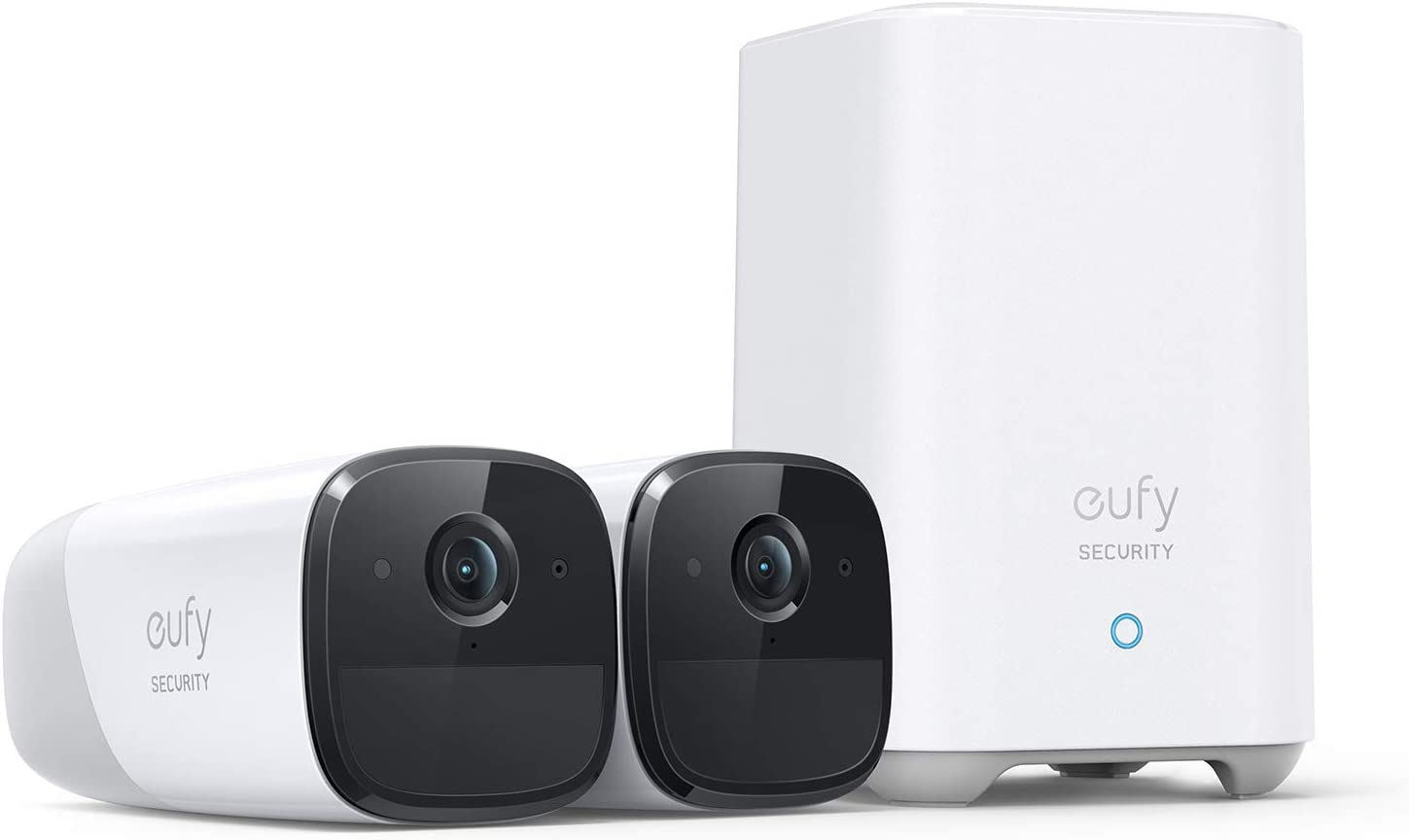 NEW before selling ☆ eufy Security eufyCam 2 Gifts Pro Home Camera Syste Wireless