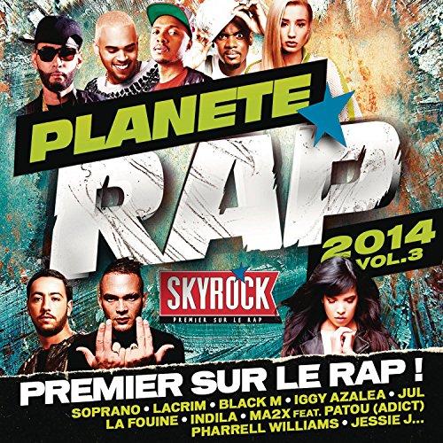Planete Rap 2014, Vol. 3