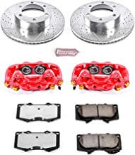 Power Stop KC2324-36 Front Z36 Truck and Tow Brake Kit with Calipers