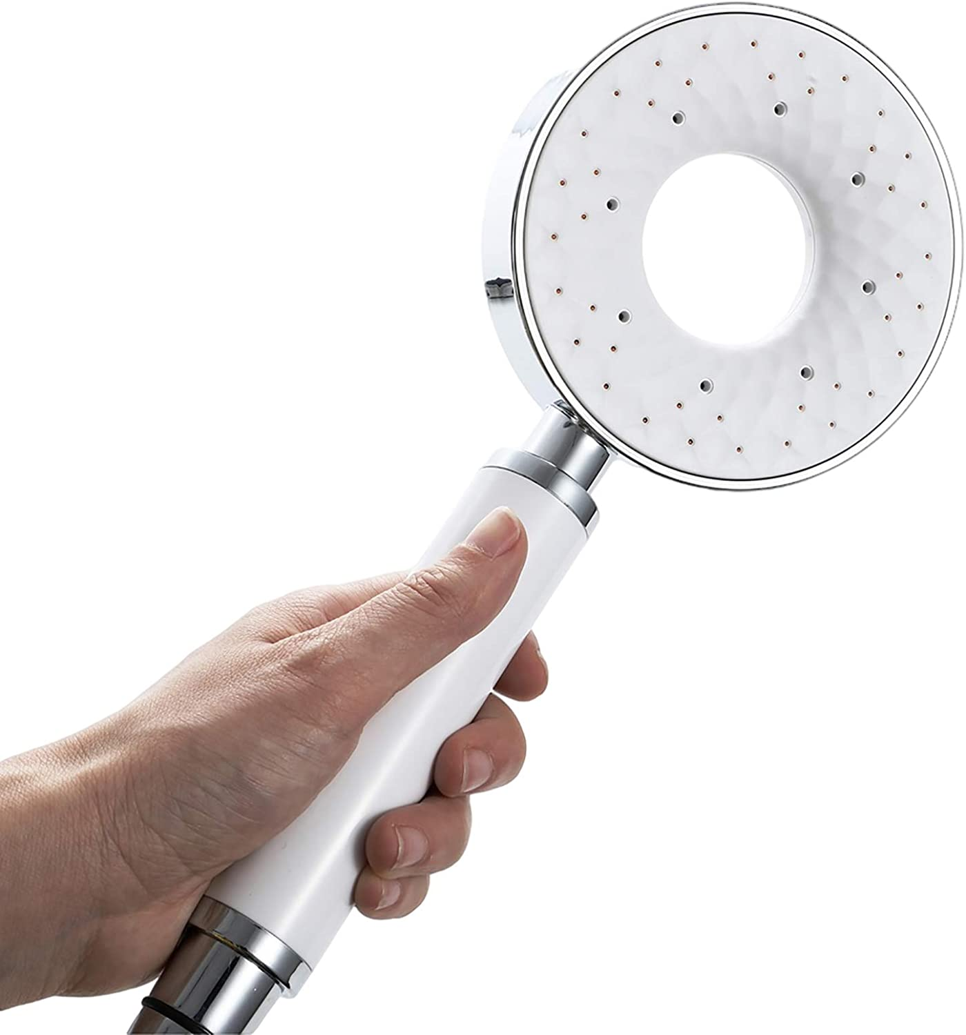 HSART High Pressure Shower Head Held Hand Anti-Clog Handheld Sh Popular shop is the lowest price challenge Max 85% OFF
