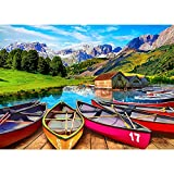 Best Jigsaw Puzzles For Adults - Jigsaw Puzzles for Adults 1000 Piece Puzzle Review