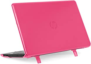 """mCover Hard Shell Case for 15.6"""" HP 15-bsXXX (15-bs000 to 15-bs999) Series or HP 15g-brXXX or HP 15q-buXXX Series (NOT Fitting 15"""" Pavilion or Envy laptops) Notebook PC (HP 15-BS Pink)"""