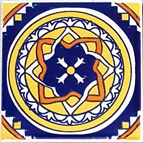 ARCEA CERAMICHE Fliese aus Keramik vietrese selbstklebend 10x 10x H1, Vietri Ceramic Tile (Mindestbestellmenge 5Stück Auch Die EIN Anderes andererseits)