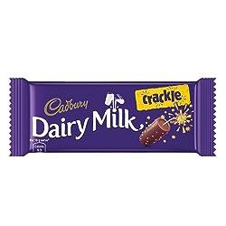 Cadbury Dairy Milk Crackle Chocolate Bar, 36 g