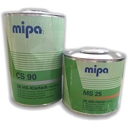 Mipa 2x P99 Multi Star Universalspachtel Autospachtel Multispachtel Spachtel 1kg Auto