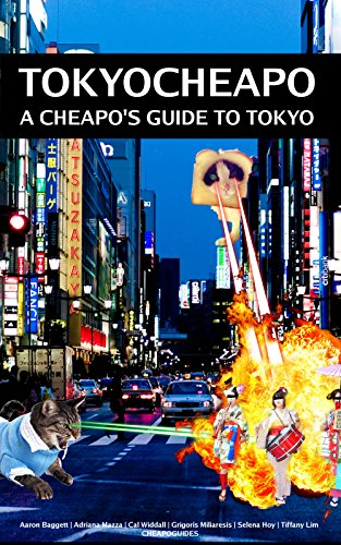 Download Tokyo Cheapo: A Cheapo's Guide To Tokyo (English Edition) B01HEXDR82