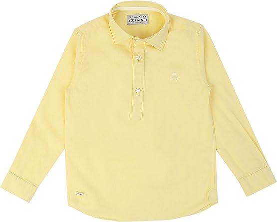 Scalpers POLERA PPT Kids Shirt - Camisa para niño: Amazon.es ...
