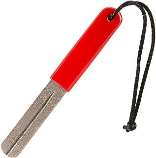 Shisay Mini Pocket Fishing Hook Sharpener Anglers Vest Pack Tool Gear Assortment Combo Tool Kit Sharpening Guides for Diamond Stone Knife Fingernail Awl