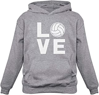 Love Volleyball for Volleyball Fans Women Hoodie