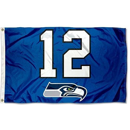 1a212a9a3e7 Wincraft Seattle Seahawks 12th Man Flag