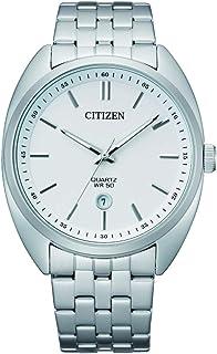 Citizen Men's White Dial Stainless Steel Analog Watch - BI5090-50A