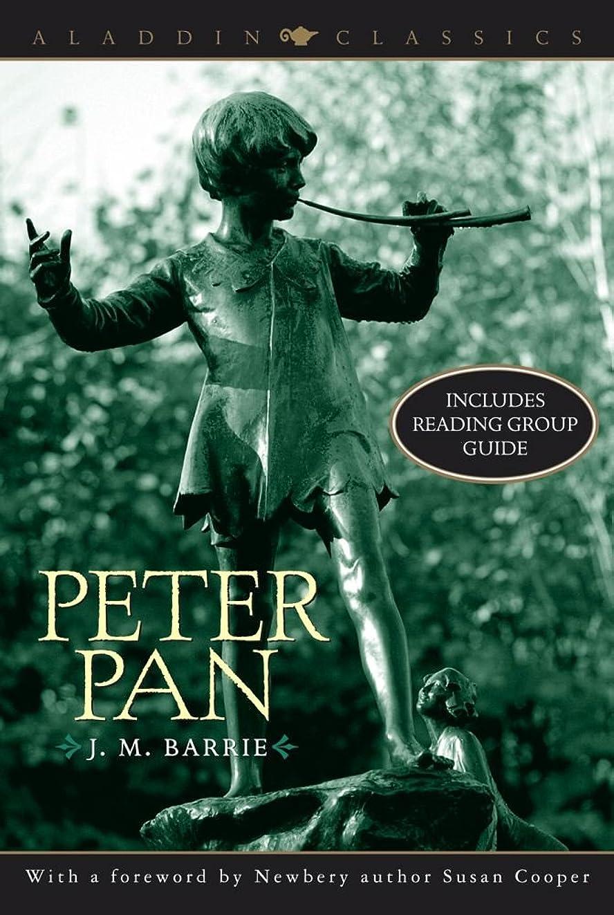程度マーガレットミッチェル料理Peter Pan (Aladdin Classics) (English Edition)