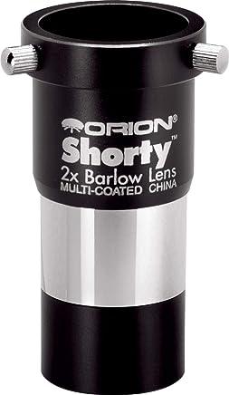 Orion 08711 Shorty 1.25-Inch 2x Barlow Lens (Black) photo