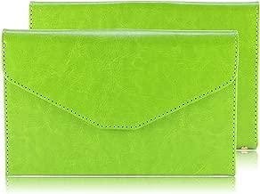 All-In-One Large Capacity RFID Blocking Travel Wallet - Multi-Purpose Passport Holder and Organizer