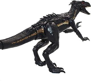 الديناصورات الجوراسية لعبة مشتركة الحركة المنقولة الشكل المشي ديناصور لعبة للأطفال indoraptor ديناصور الشكل اللعب الكلاسيك...