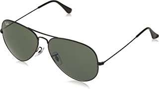 Ray-Ban Rb3026 Large Metal Ii Aviator Sunglasses