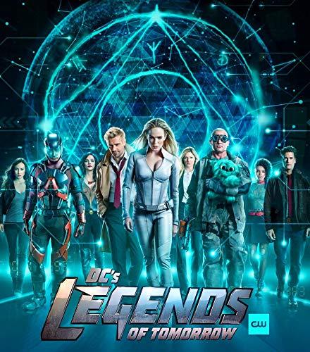 LONGLONG DCS Legends of Tomorrow Season 5 60cm x 68cm 24inch x 27inch Silk Print Poster 003- Fabric Cloth Wall Decor Home Decor