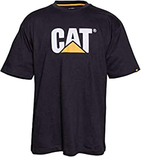 Workwear Bundle: Caterpillar Men's TM Logo T-Shirt &...