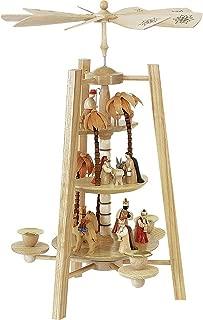 Best erzgebirge nativity pyramid Reviews