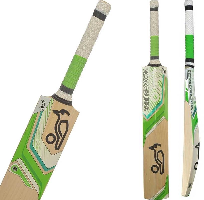 2017 Kookaburra Kahuna 500 English Willow Short Handle Cricket Bat