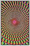 Mind's Eye Blacklight Poster - 23' x 35'