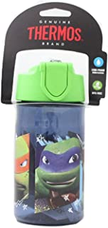 Teenage Mutant Ninja Turtle Thermos brand Hydration Bottle 12 Oz.