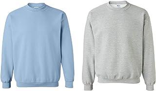 Men's Fleece Crewneck Sweatshirt, Style G18000
