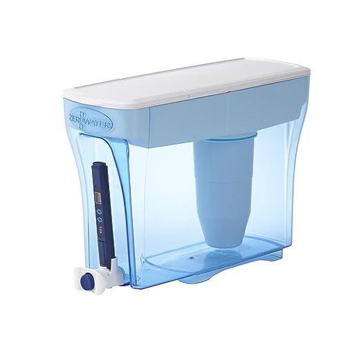16153 opinioni per ZeroWater Distributore di acqua filtrata 5,4L , filtro e misuratore della