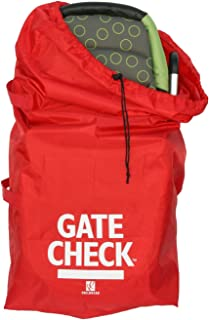 J.L. Childress Gate Check Bag for Standard and Double Strollers, Durable and Lightweight,..