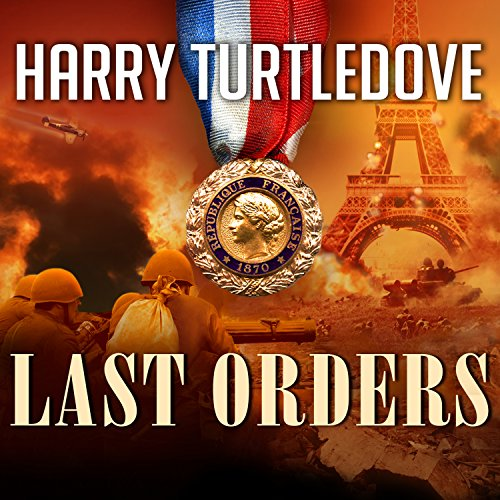 Last Orders audiobook cover art