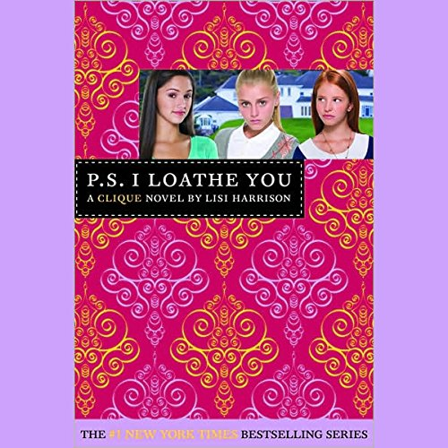 P.S. I Loathe You audiobook cover art