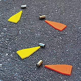 Forensics Source FRM-1 First Response Evidence Markers, Florescent Orange (20 Pack)