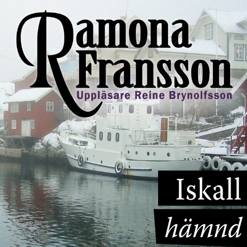 Iskall hämnd [Ice Cold Revenge] audiobook cover art