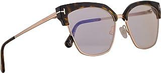 87bc4a88f6f0 Tom Ford FT5547B Eyeglasses 54-15-140 Dark Havana w Demo Clear Lens