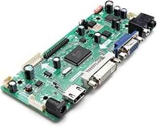 YASE-king Auto-Installing Combination M.NT68676.2A HD Universal LCD Controller Board Driver Module HD VGA DVI with Audio