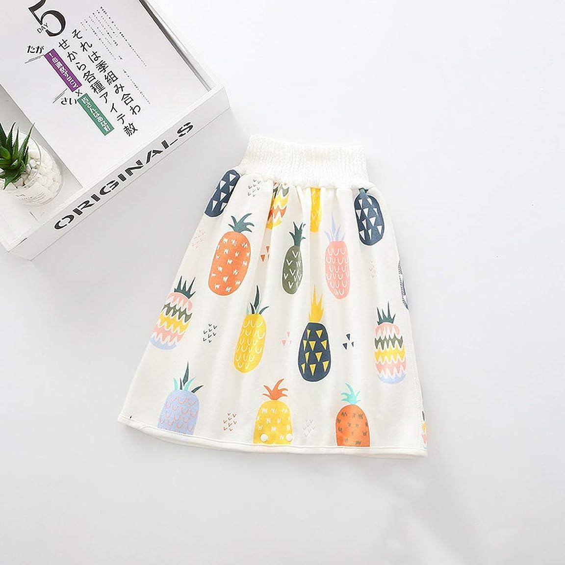 デザイナーマイクロフォンラジカルSnewvie 赤ちゃんの幼児のための快適なおむつスカートショーツ防水性と吸収性ショーツ