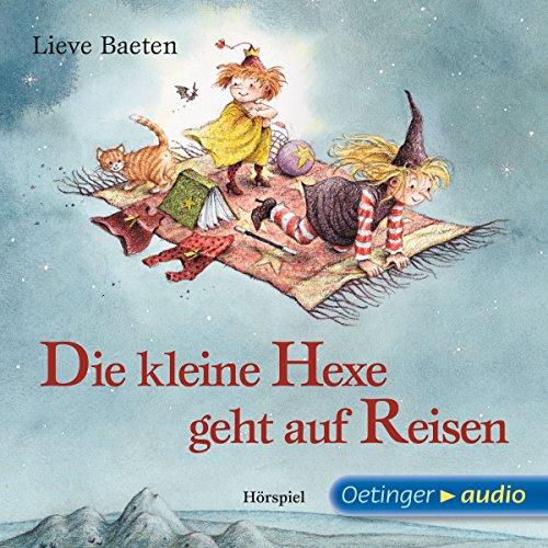Die kleine Hexe geht auf Reisen audiobook cover art
