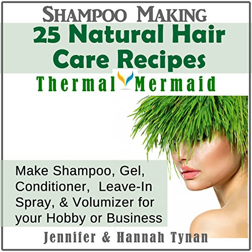 Shampoo Making audiobook cover art