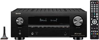 Denon AVR-X3700H 9.2-Channel 8K AV Receiver with 3D Audio and Amazon Alexa Voice Control (Renewed)