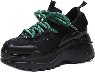ZOSYNS Sportschoenen voor dames, ademende platte schoenen, damesschoenen, outdoorschoenen, sneakers, maat 35-40.