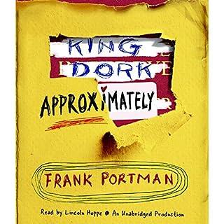 King Dork Approximately cover art