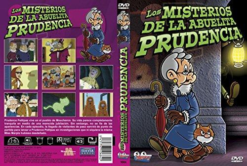 Los Misterios de la Abuelita Prudencia DVD Frances - Español [DVD]
