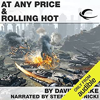 At Any Price & Rolling Hot audiobook cover art